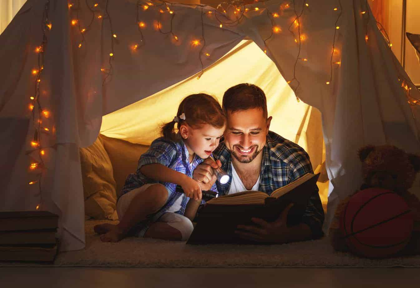Foster reading habits in your baby