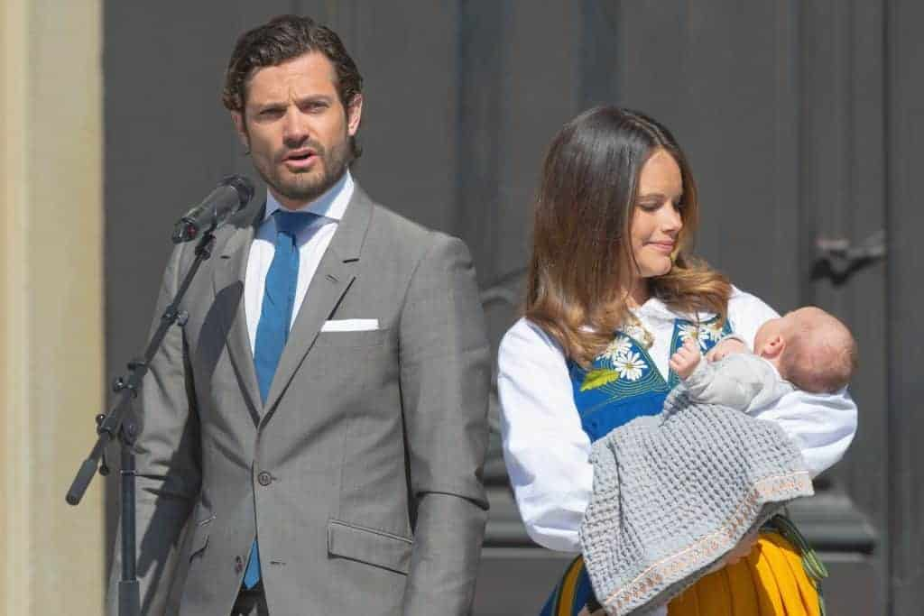 Best royal baby boy names-Prince Carl-Philip