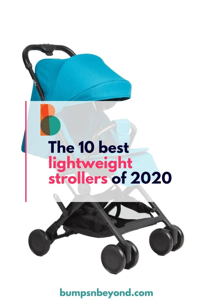Is your baby around 6 months and are you wondering whether you should buy a lightweight stroller? Maybe you're planning a holiday abroad when that's allowed again, or you'd like one for Disney, or just looking for a way to make your park outings a little easier for yourself? Here's an overview of the best lightweight strollers for your baby in 2020, whether you prefer an umbrella one, a cockpit one, or when you're not sure what to pick yet. Have a look at our 10 best lightweight strollers.