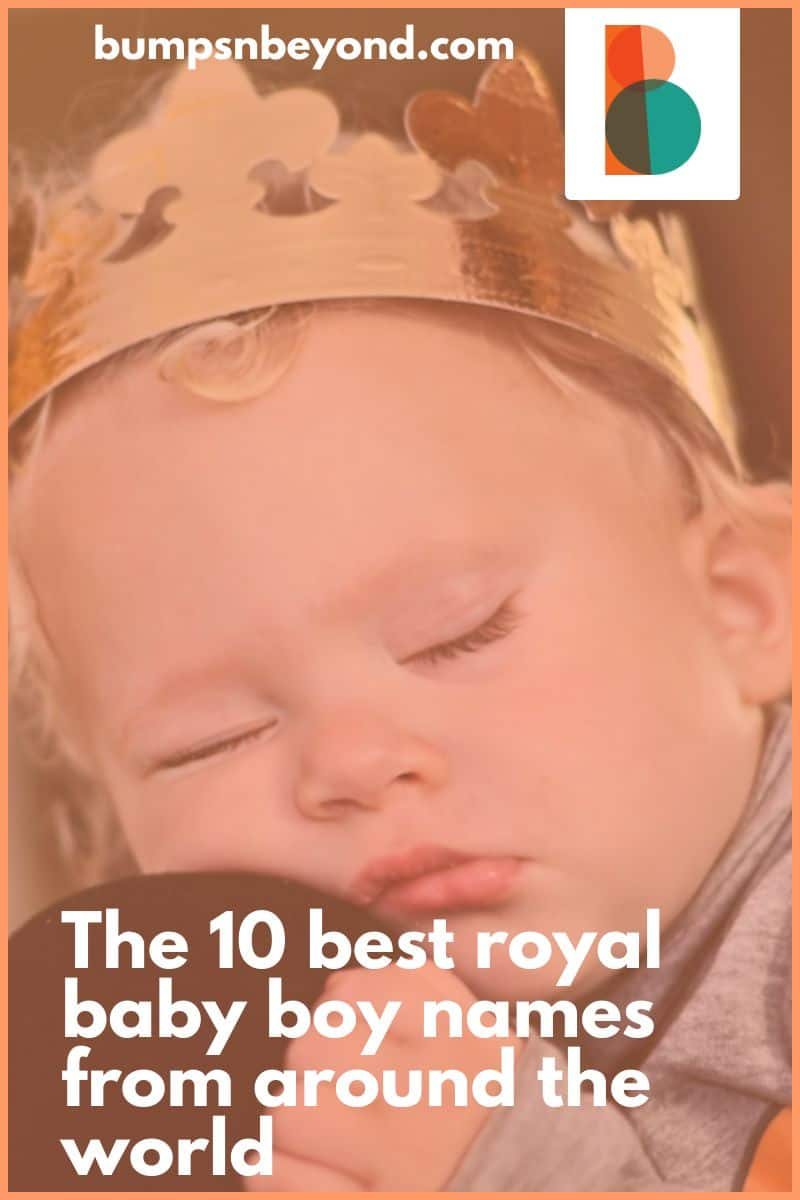 What about taking some inspiration from royal families around the world? With all the pressure on them not to make any mistakes, you can bank on it that they have put a lot of time and energy into researching the perfect epithet for their little bundle. Why not piggy bank on their hard work and check out these classic & timeless royal names for your little prince.
