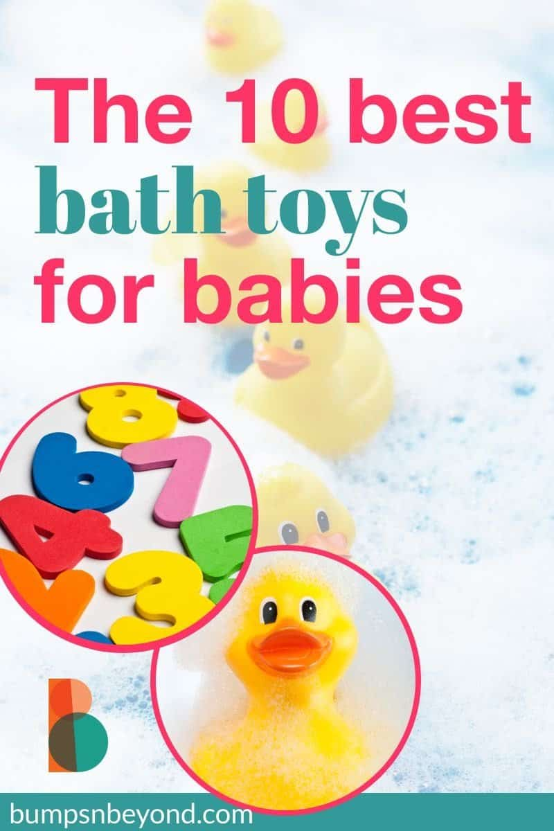 Plastic bath toys can be magnets for mold and bacteria after a couple of uses in the tub. And some of them are very difficult to clean. The best thing to avoid mold is to buy bath toys without any holes. Don't worry, we found the 10 best bath toys for babies you can use safely.